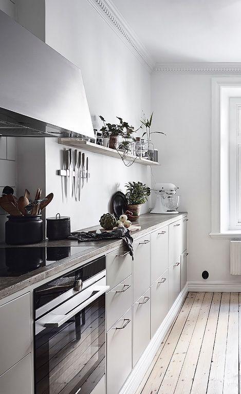 64 besten Kitchen Bilder auf Pinterest Die küche, Zuhause und - skandinavisches kuchen design sorgt fur gemutlichkeit