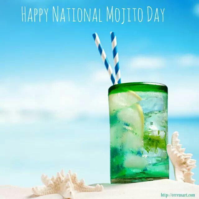 National Mojito Day July 11, 2015