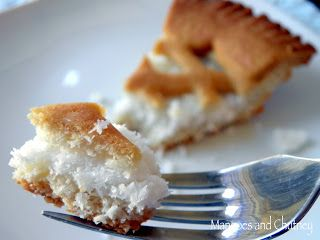 Virgin Islands Recipe For Coconut Tart