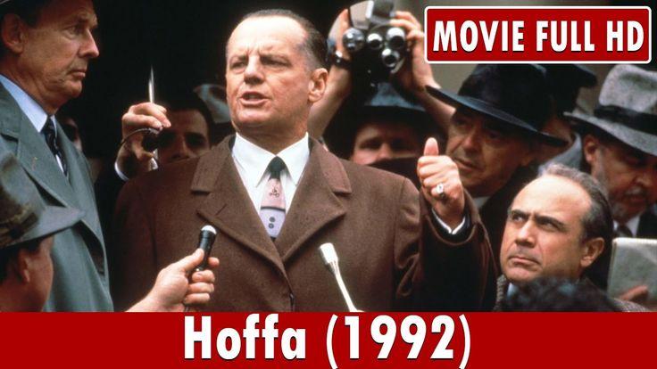 Hoffa (1992) Movie **  Jack Nicholson, Danny DeVito, Armand Assante