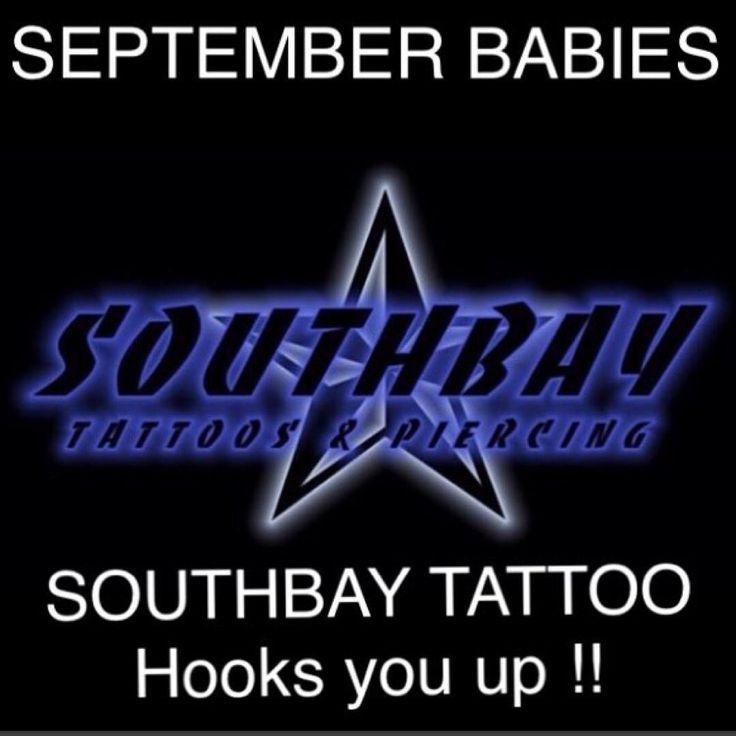 TAG A SEPTEMBER BABY :) Komm und lass dich für deinen Geburtsmonat tätowieren #losangelest …