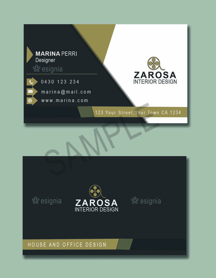 22 best Business Card Designs For Sale images on Pinterest ...