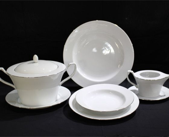 Las 25 mejores ideas sobre porcelana fina en pinterest for Vajillas porcelana clasicas