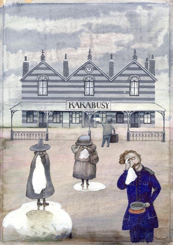 Začarovaný mlýn – A. a J. Afanasjewovi | 1987