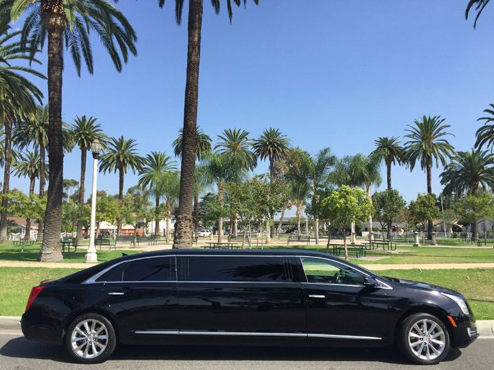 Our Newest Edition to Uber Luxury Transportation 2016 Cadillac XTS  Corporate Limo 6 Passenger