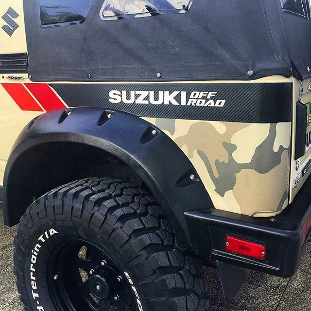 #SuzukiTeamQ8 #kuwait #suzuki #jimny #samurai #suzukijimny #suzukisamurai…
