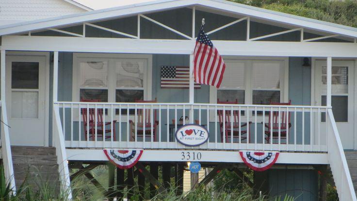 Love at First Sight, Oak Island, NC