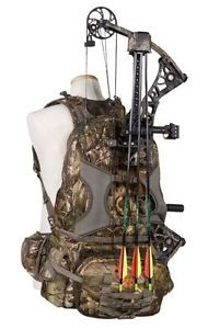 Bow Hunting Backpack Packs And Backpacks With Holder Archery Camping Outdoor For | eBay