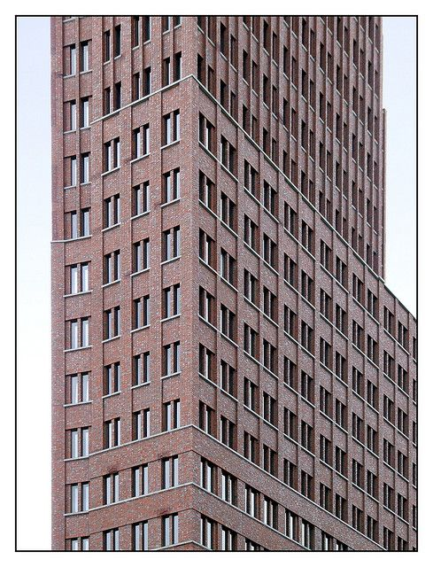 08.09.03.13.00 - Berlin, Kollhoff-Tower, Hans Kollhoff | Flickr - Photo Sharing!