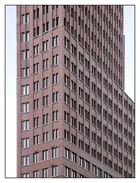 08.09.03.13.00 - Berlin, Kollhoff-Tower, Hans Kollhoff   Flickr - Photo Sharing!
