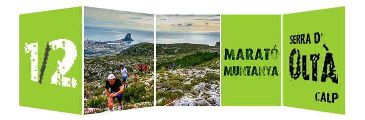 9ª Mitja Marató Serra d'Oltà 2013, domingo 15 de diciembre en #Calpe #Calpcorre