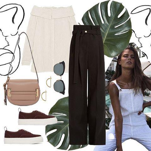Outfits Of Wisdom // Nτύσου σαν fashion editor! (Link in bio) #ootd #fashion #madamefigarogr  #outfitsofwisdom by @evmorfi_a