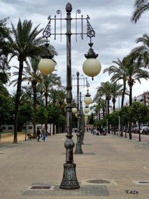 Paseo de la Victoria. Córdoba