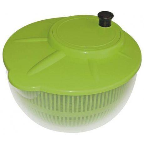 Wirówka / Suszarka do sałaty PLAST TEAM ZIELONA 24 cm -- zielony