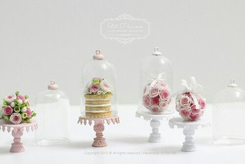 My miniature collection by Petit D'licious