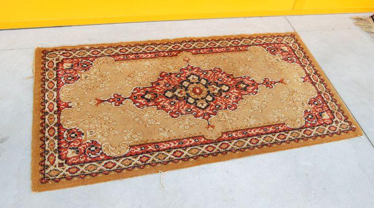 Tappeto orientale antico 148 x 80 cm