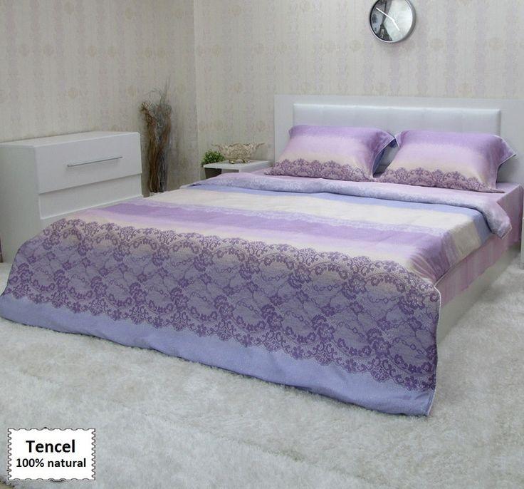 tencel sheets king queen sizes tencel duvet covers king queen sizes 4 or 5 pieces - Tencel Sheets