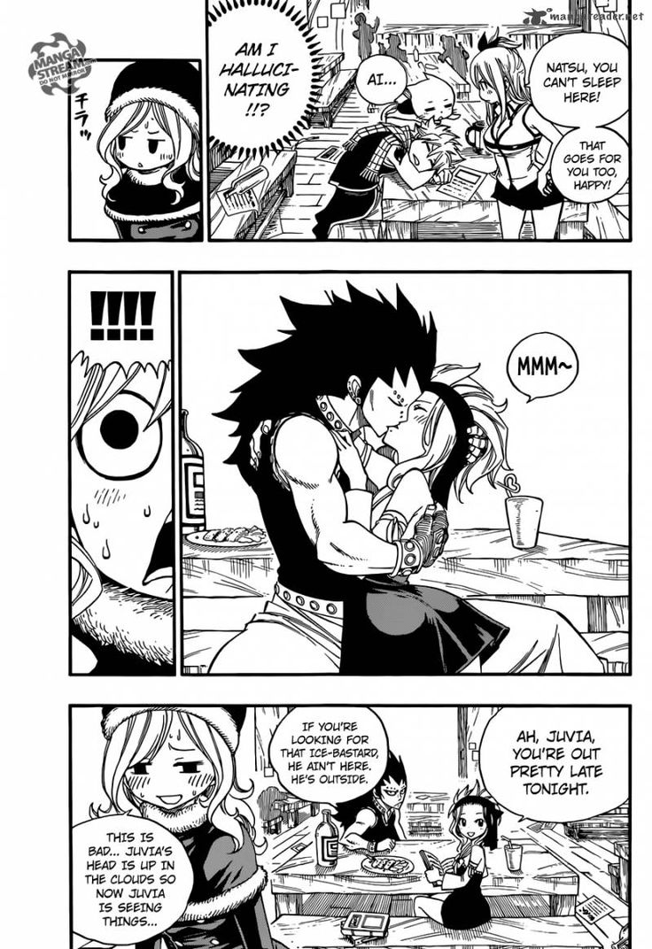 Fairy Tail Side Story 1 -HOLY CRAP!!! O.O not fan maid either!! shit just went down!!Juvias reaction doe!!