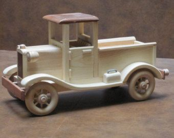 Wooden Family Roadster  Free Personalization