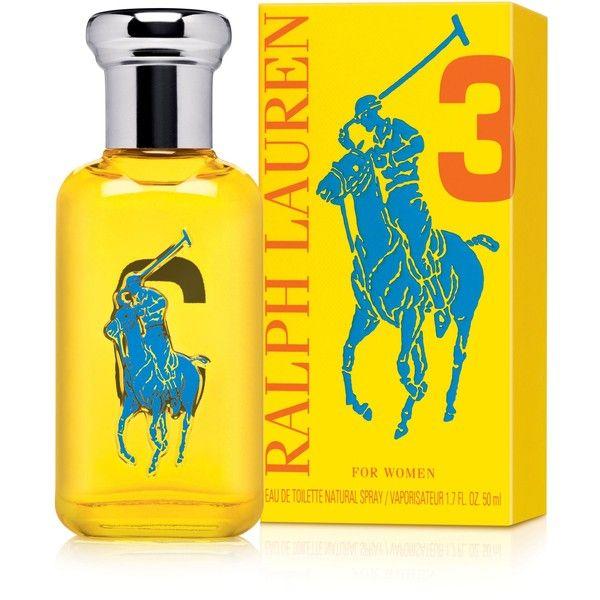 Polo Ralph Lauren Big Pony For Women No.3 Eau De Toilette 50ml ($58) ❤ liked on Polyvore featuring beauty products, fragrance, polo ralph lauren, polo ralph lauren perfume, eau de toilette fragrance, edt perfume and polo ralph lauren fragrance