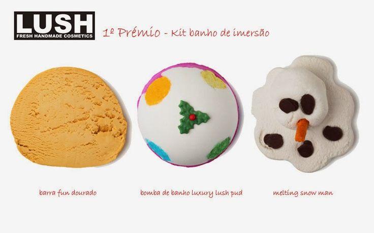 WOMEN'S Pleasures & Treasures: Passatempo Natal LUSH