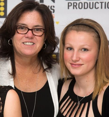 BREAKING: Rosie O'Donnell's 17-Year-Old Daughter Chelsea is Missing