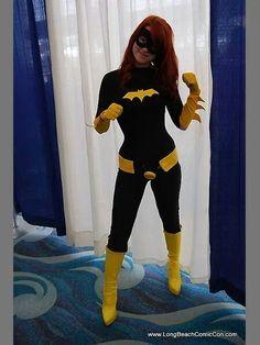 Cute batgirl cosplay