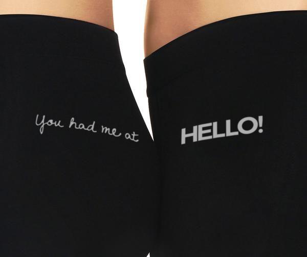 'hello' :::