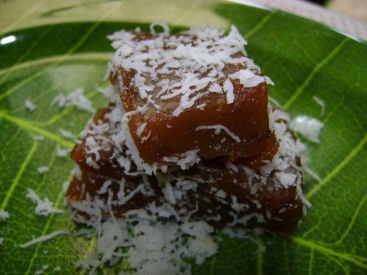Resep Aneka Jajan Pasar Resep Ongol Ongol Gula Merah Indonesian Desserts Food Food Goals