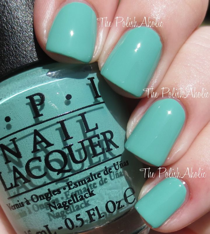 OPI Fall 2014 Nordic Collection - My Dogsled is A Hybrid