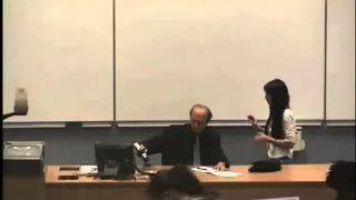 Enseignement de Psychologie Clinique de René Roussillon Cours 2 [Lyon 2] - YouTube