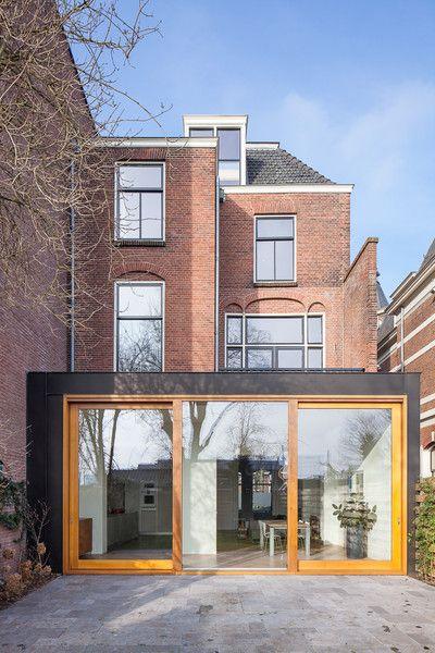 Zecc Architecten Utrecht: Uitbreiding Maliebaan Utrecht