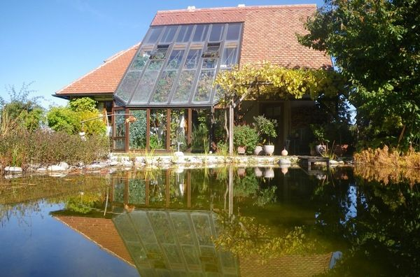Comfortable house in a calm surrounding. Close to Vienna.