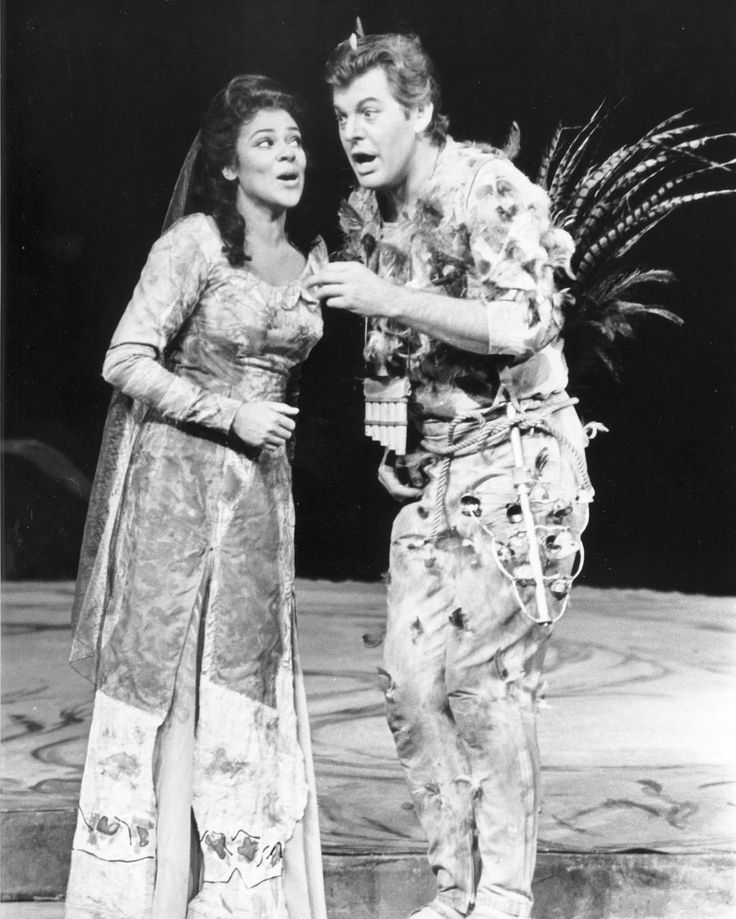 #TBT Kathleen Battle sang the role of Pamina and Thomas Allen made his Met Opera debut as Papageno in this 1981 performance of Die Zauberflöte. Mozart's whimsical fairy tale returns Sept 27. #DieZauberflote #TheMagicFlute #Pamina #Papageno #QueenOfTheNight #Mozart #DangWolfgang #Opera #MetOpera #LincolnCenter #MetOperaArchives #NoFilterBecauseOld Photo courtesy of the Metropolitan Opera Archives