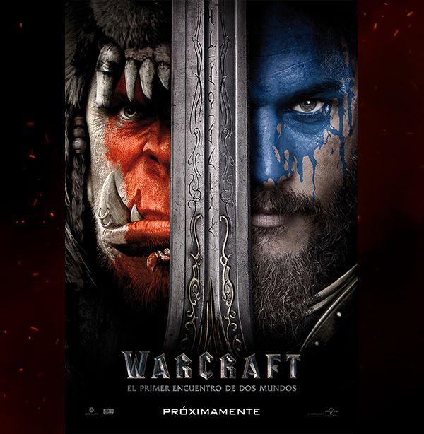 Lanzan poster de Warcraft: El primer encuentro de dos mundos - http://webadictos.com/2015/11/02/lanzan-poster-de-warcraft-el-primer-encuentro-de-dos-mundos/?utm_source=PN&utm_medium=Pinterest&utm_campaign=PN%2Bposts