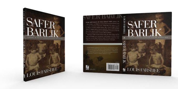 Book Cover Design - Safer Barlik