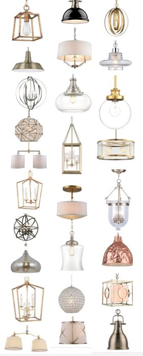 Affordable lighting updates. New today