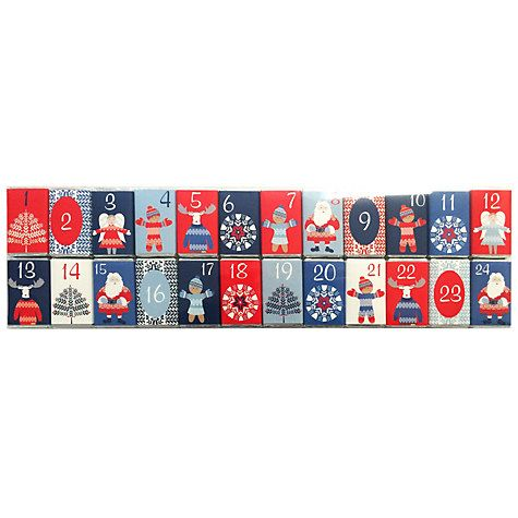 House of Dorchester Milk Chocolate Advent Stick Pack, 240g