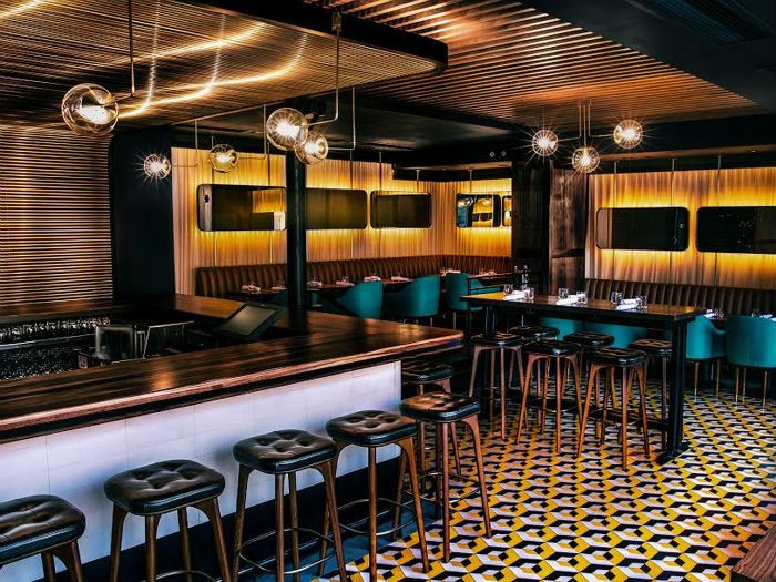 Restaurant Design Trends 2017 : Images about hotel interior design trends on