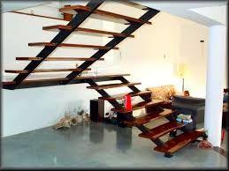 25 melhores ideias de escadas metalicas no pinterest for Escaleras metalicas para interiores