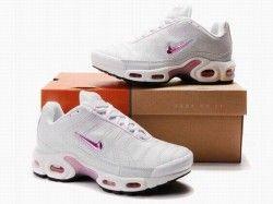 Nike Air Max Tn Womens Trainers White And Light Purple Buy UK