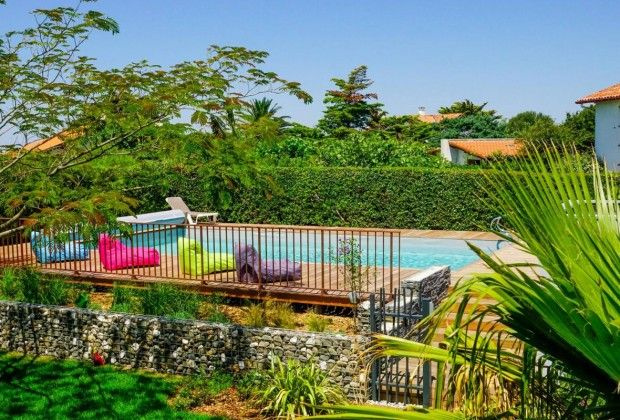 Villa itsas-ondoa Gîte  G151083 à Bidart