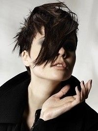 styled hair 1000 ideas about mohawk hairstyles on 4140
