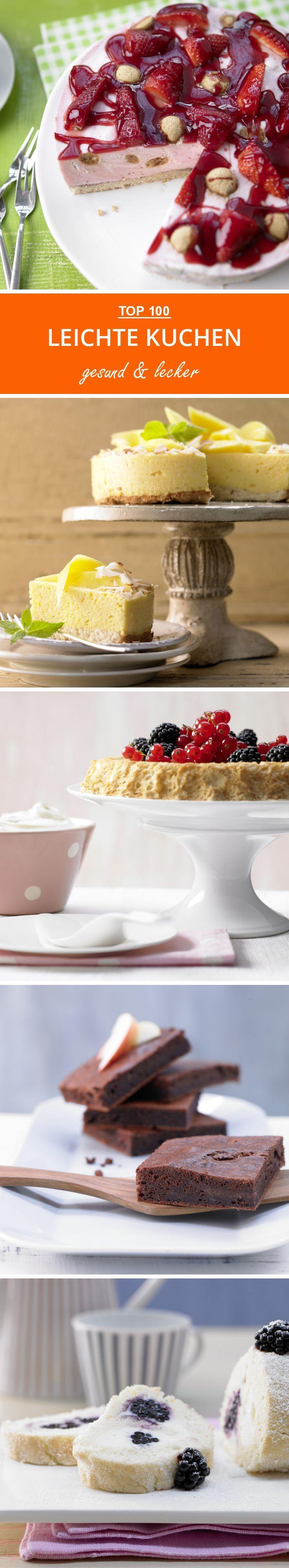 Leichte Kuchen-Rezepte   eatsmarter.de