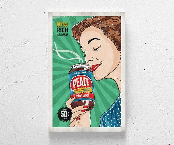 FREE SHIPPING / Retro Art print / lustige drucken von GoodOldDays1