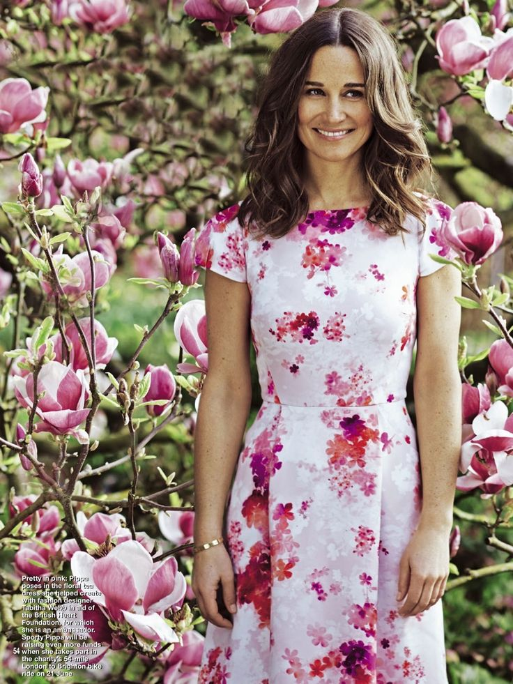 "6/8/2015: ""Pippa Middleton"" in Hello Magazine"
