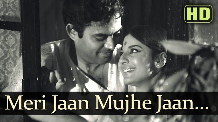 Meri Jaan Mujhe Jaan Na Kaho - Sanjeev Kumar - Tanuja - Anubhav - Geeta ...