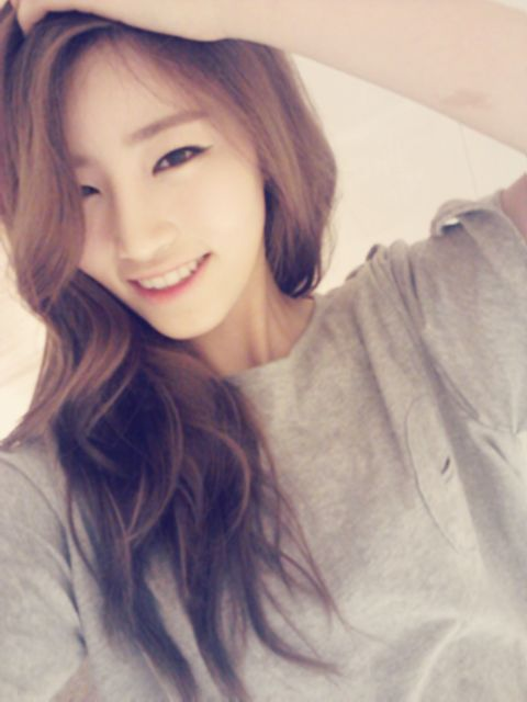 Azi Pretty Face Girl Beautiful Korean Artists Chi