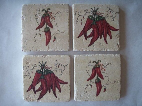 17 best images about chili pepper kitchen on pinterest for Chili pepper kitchen decor ideas