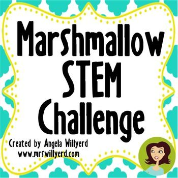 The Marshmallow Challenge is a great team building activity that can be adapted for any grade level (even adults) or subject area.  This activity is sure to get the participants collaborating and critically thinking!  Students are challenged to work together to build the tallest, free-standing tower made out of simple household items within a certain amount of time.